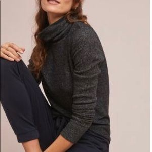 Anthropologie Saturday Sunday brushed fleece s